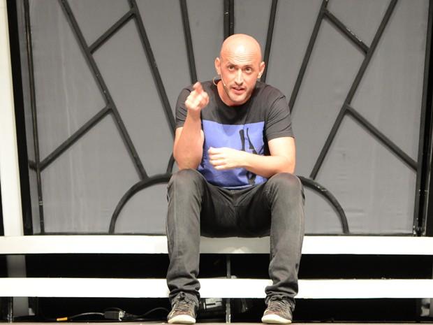 Espetáculo com Paulo Gustavo terá três sessões no teatro de Paulínia (Foto: Paprica Fotografia)