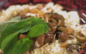 Como fazer cordeiro marroquino