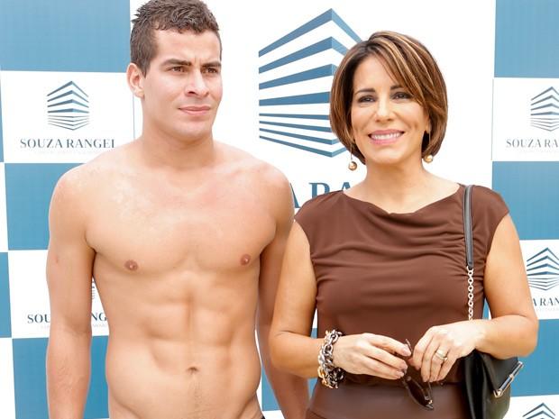 Beatriz e Diogo terão um tórrido caso de amor (Foto: Felipe Monteiro/Gshow)