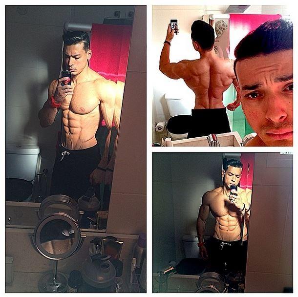 Felipe Franco (Foto: Instagram/Reprodução)