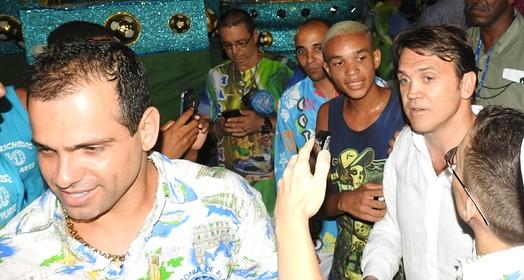 queda na avenida? (Fred Gomes/GloboEsporte.com)