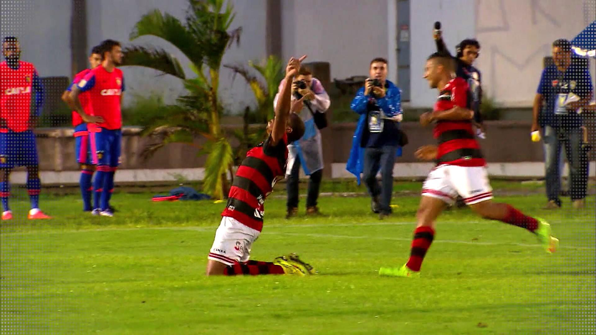 Campinense entra em campo em busca do bicampeonato na Copa do Nordeste (Foto: Reprodução/TV Cabo Branco)
