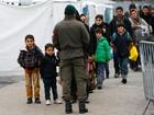 Cotas de migrantes na Áustria desagradam Grécia e Alemanha