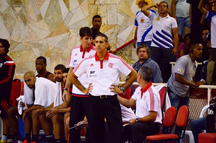 José Neto Flamengo Basquete (Foto: Danilo Sardinha/GloboEsporte.com)