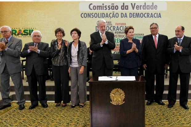 Estabelecimento da Comissão Nacional da Verdade (Foto: Divulgação)