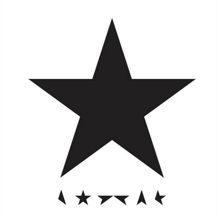 Versão para CD do novo álbum de David Bowie  (Foto: Divulgação)