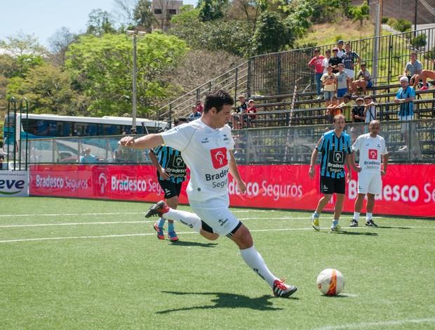 Paulo Rink, foi o autor do golaço da partida (Foto: Luiz Carlos Quadro Junior / Divulgação)