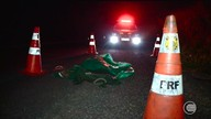 Jovem suspeito de assalto é morto a tiros na BR-316