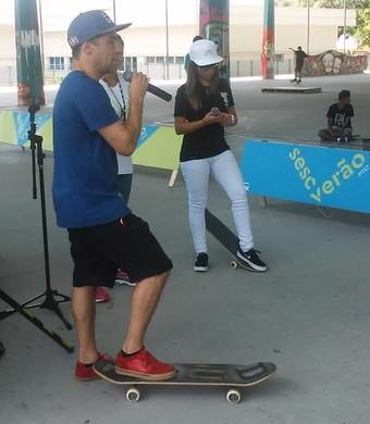 Sandro Dias Mineirinho Skate (Foto: Gabriel Dantas/GloboEsporte.com)