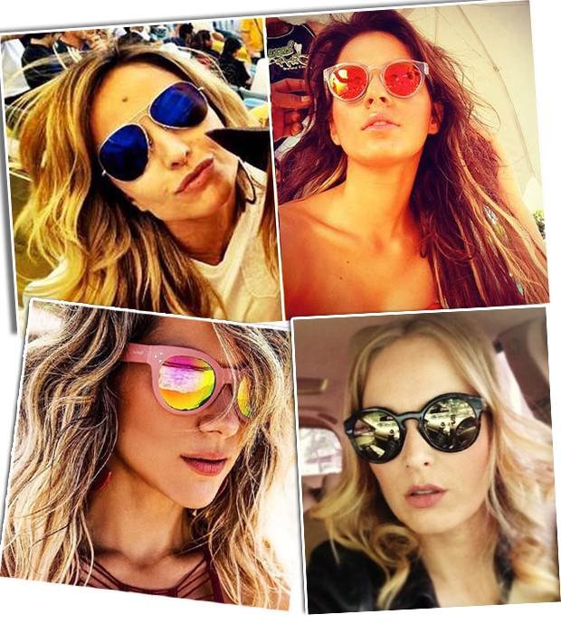Sabrina Sato, Bru Marquezine, Gio Ewbank e Angélica são fãs do modelo (Foto: Reprodução / Instagram)