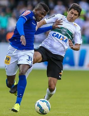 Marcos Vinícius Cruzeiro (Foto: Geraldo Bubniak/Light Press)