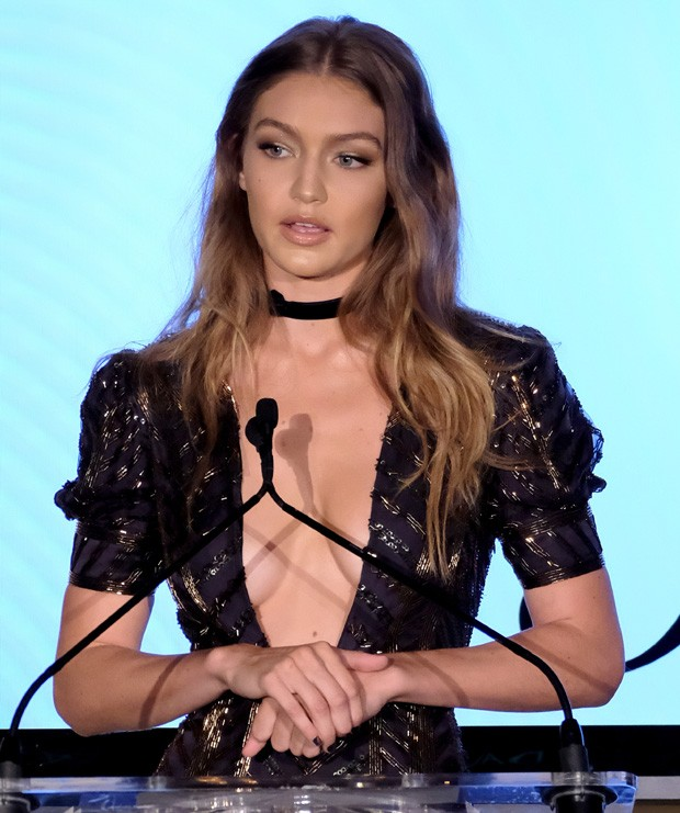 Gigi Hadid (Foto: Larry Busacca/Getty Images)
