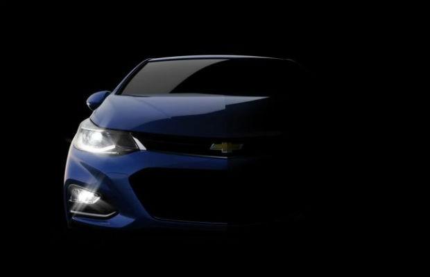 Chevrolet divulga primeiro teaser do novo Cruze (Foto: Divulgação)
