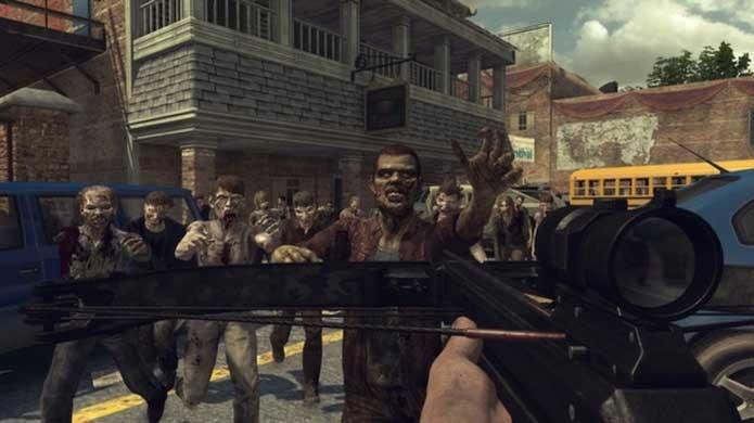 The Walking Dead: Survival Instinct (Foto: Divulgação/Activision)