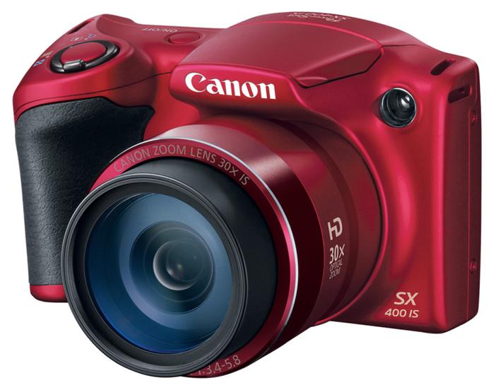 canon SX 400 IS (Foto: Divulgação/ Canon)