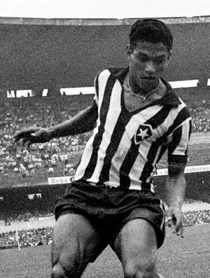 Garrincha botafogo maracanã (Foto: O Globo)