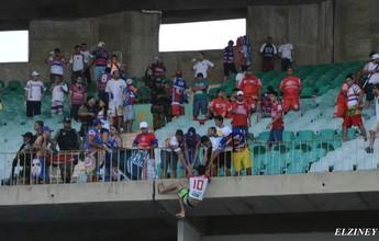 PM diz que tumulto entre organizadas de River-PI e Fortaleza foi agendado