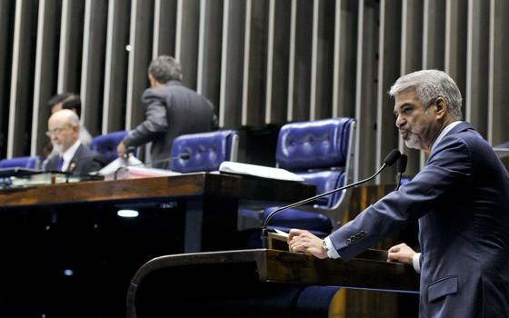 O senador Humberto Costa (PT-PE) (Foto: Geraldo Magela/Agência Senado)