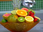 Alimentação equilibrada fortalece o nosso sistema imunológico