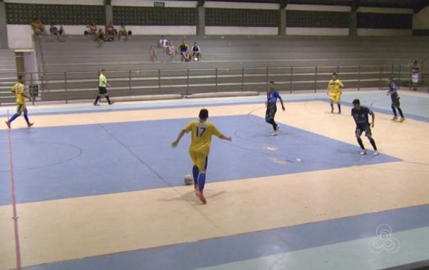 A disputa foi bastante acirrada entre três equipes. (Foto: Bom Dia Amazônia)