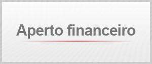 Selo agenda aperto financeiro (Foto: Editoria de Arte/G1)