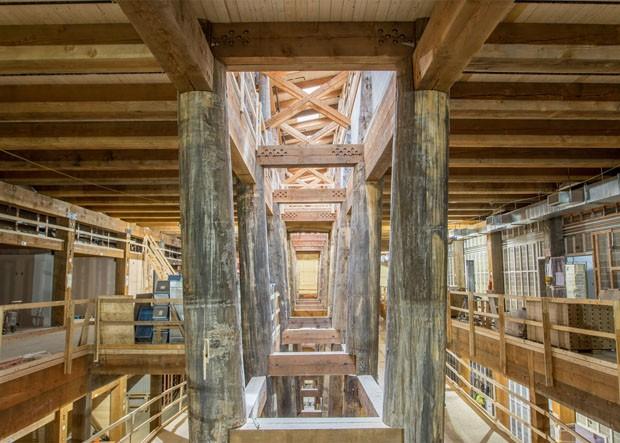 Parque temático idêntico a Arca de Noé é inaugurado em Kentucky (Foto: Reprodução)