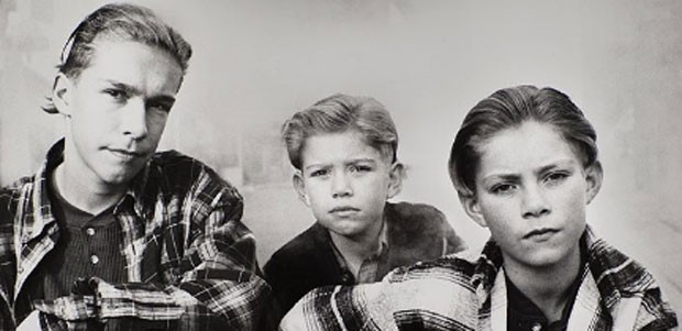 Isaac, Zac e Taylor Hanson (Foto: Reprodução)
