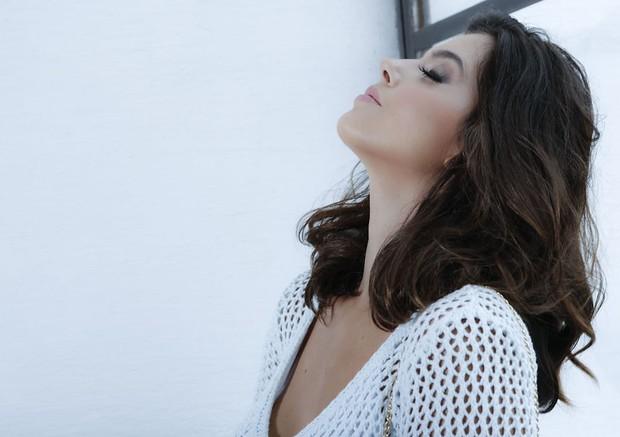 Giovanna Lancellotti em ensaio fotográfico (Foto: Divulgação / Angelo Pastorello)
