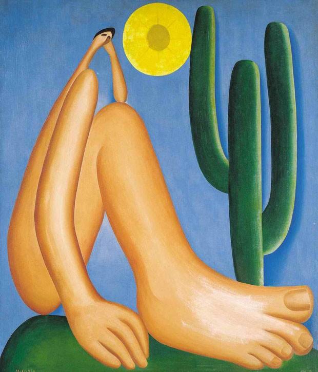 MoMA promove exposição sobre Tarsila do Amaral (Foto: Divulgação)