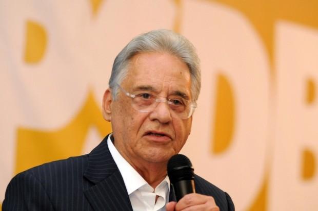 Fernando Henrique Cardoso (Foto: Reprodução)