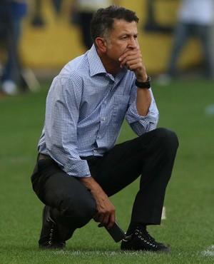 Osorio Flamengo x São Paulo (Foto: Rubens Chiri/saopaulofc.net)