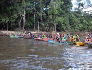 Barco Cross será realizado em Jaru, RO (Foto: Barco Cross/ Divulgação)