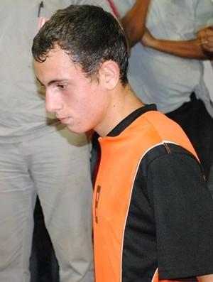Igor jogou por quatro anos na na cidade de Barcelona, na Espanha (Foto: Rogério Perucci/GLOBOESPORTE.COM)