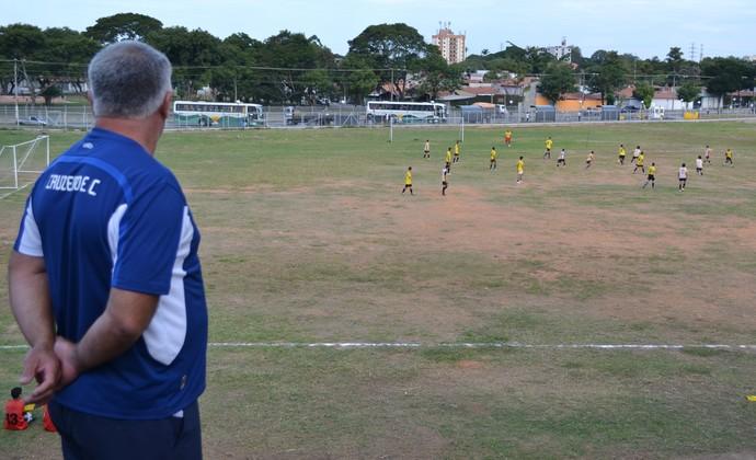 Observador Udelton Prates Cruzeiro (Foto: Filipe Rodrigues)