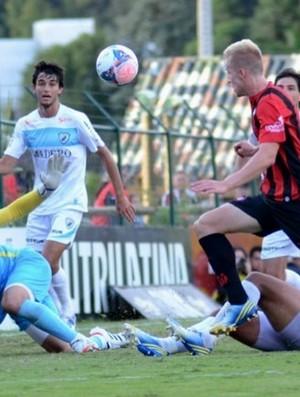 Erwin Danilo Atlético-PR Londrina  (Foto: Site oficial do Atlético-PR/Divulgação)