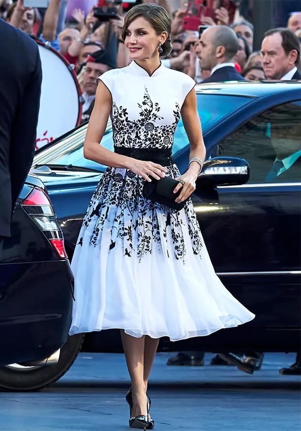 Rainha Leticia da Espanha (Foto: Getty Images)