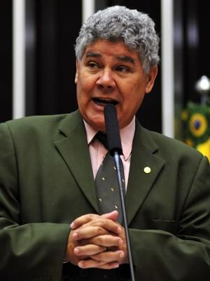 O deputado Chico Alencar (PSOL-RJ), na tribuna da Câmara (Foto: Alexandra Martins/Agência Câmara)