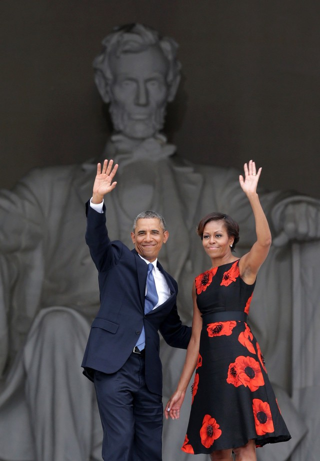 Barack e Michelle Obama (Foto: Getty Images)