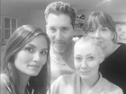 Shannen Doherty posta foto careca e agradece amigos pelo apoio