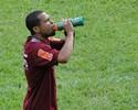 Geovanni destaca importância de treinos antes do jogo contra o Boa