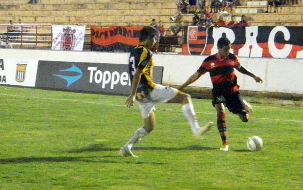 Flamengo x Rondonópolis  - Copa SP (Foto: Marcos Lavezo/Globoesporte.com)