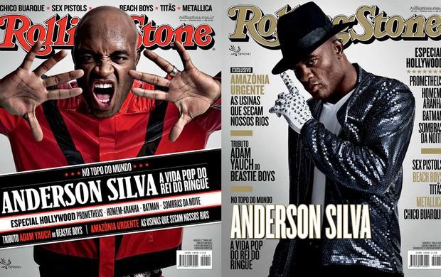 Anderson Silva, UFC, Rolling Stone (Foto: Murillo Meireles / Rolling Stone)