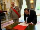 Hollande toma posse na França e se compromete com crescimento