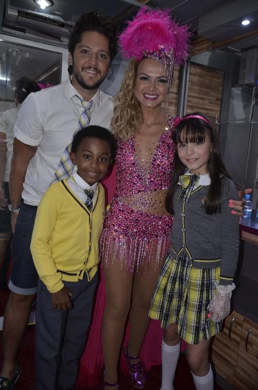 Eliana no Bloco Happy (Foto: Fred Pontes / Divulgação)