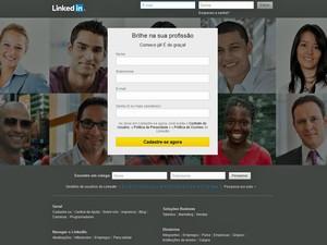 LinkedIn (Foto: Reprodução/ LinkedIn)