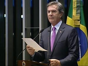 Fernando Collor/GNews (Foto: Reprodução GloboNews)