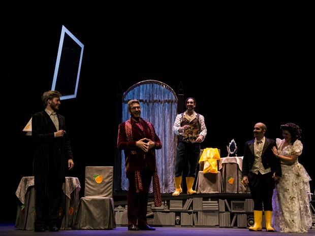 Ópera Curta leva O Barbeiro de Sevilha a Botucatu (Foto: Divulgação)
