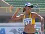 Com doping de chinesa no mundial, Érica Sena herda bronze na marcha