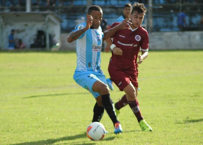Amistoso Seleção Itamaraju x Desportiva Ferroviária (Foto: Henrique Montovanelli/Desportiva Ferroviária)