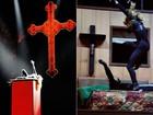 Madonna divulga imagens dos ensaios de seu novo show